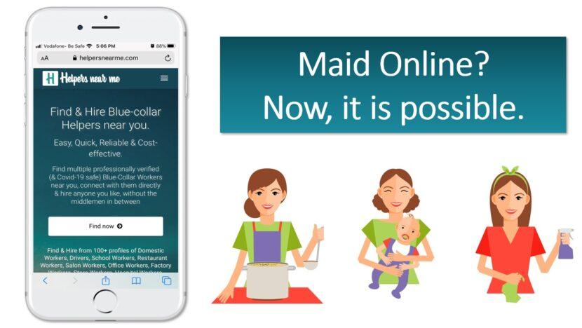 Maid online