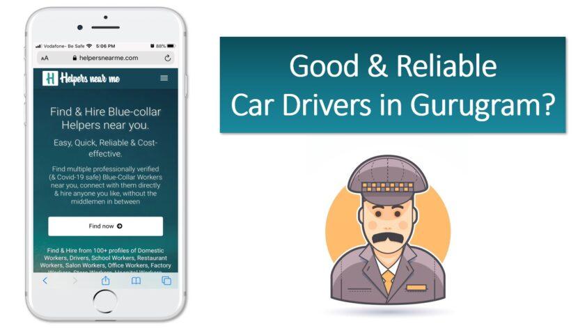 Drivers in Gurugram
