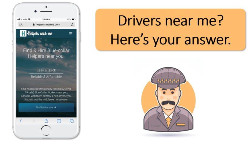 Drivers near me