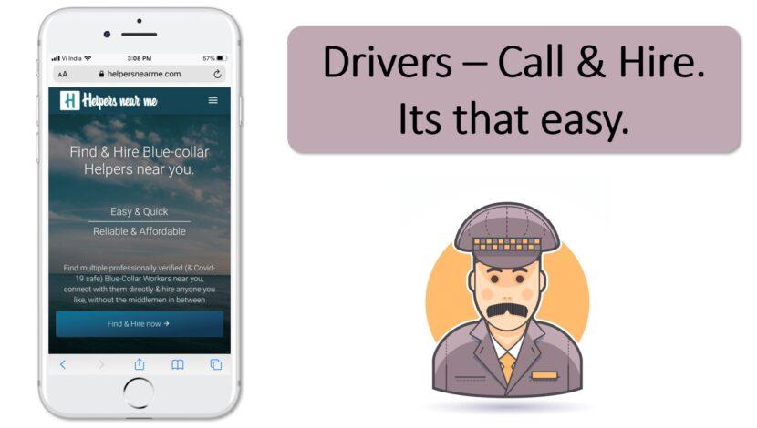 Drivers on call