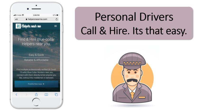 Driver on call